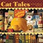 CHARLES WYSOCKI CAT TALES 2007 WALL CALENDAR 20% OFF THIS ITEM!
