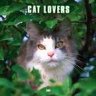 CAT LOVERS 2007 WALL CALENDAR