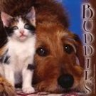 BUDDIES 2007 MINI WALL CALENDAR