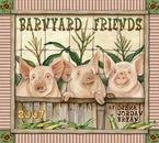 BARNYARD FRIENDS 2007 WALL CALENDAR-ORDER 2 OF THIS ITEM FOR FREE SHIPPING!