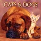CATS & DOGS 2007 WALL CALENDAR