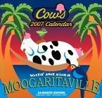 COWS 2007 WALL CALENDAR