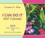 I CAN DO IT 2007 DESK CALENDAR