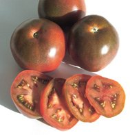 TOMATO*BLACK PRINCE***ORGANIC & HEIRLOOM***500 SEEDS!