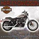 HARLEY-DAVIDSON-2008 WALL CALENDAR
