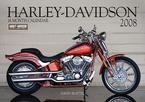 HARLEY-DAVIDSON-2008 DELUXE WALL CALENDAR