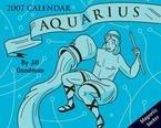 AQUARIUS-2007 MINI DESK CALENDAR