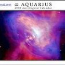 AQUARIUS-STARLINE 2008 WALL CALENDAR