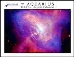 AQUARIUS-STARLINE 2008 WALL CALENDAR