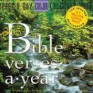 365 Bible Verses Page-A-Day 2008 Desk Calendar