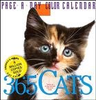 365 Cats Page-A-Day 2008 Desk Calendar
