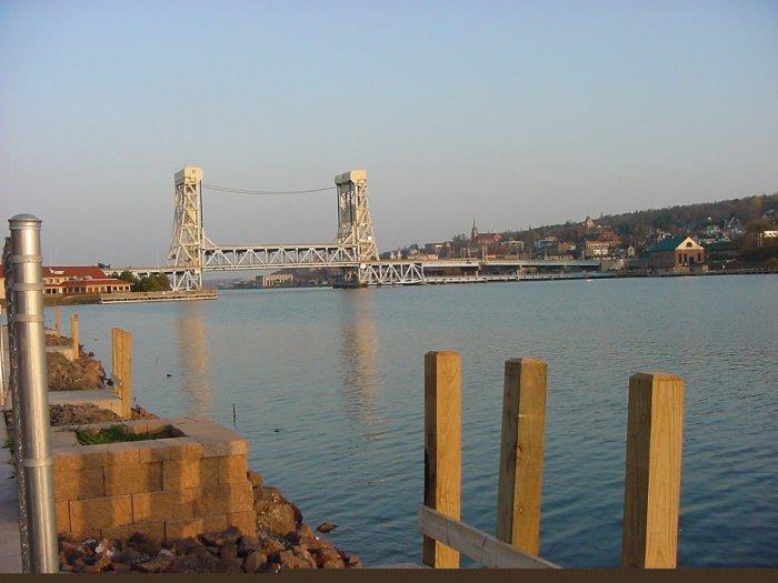 Houghton/Hancock Bridge---#3