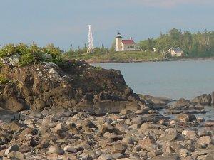 Copper Harbor Lighthouse---#2