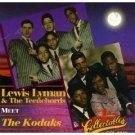 Lewis Lymon & the Teenchords Meet the Kodaks - do wop music; 50's music