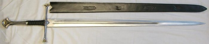 Anduril Sword of the King