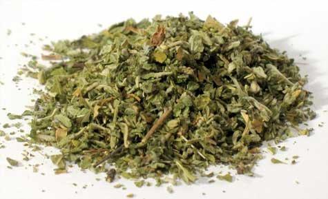 1lb Damiana Leaf Cut