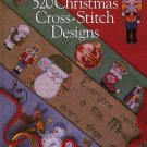 Sam Hawkins 520 Christmas Cross Stitch Designs