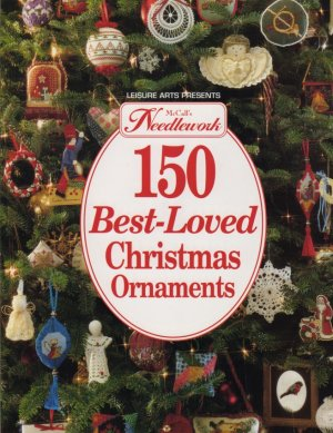 McCalls Needlework 150 Best Loved Christmas Ornaments