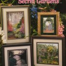 Secret Gardens Cross Stitch Pattern Book