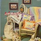 Sugar Plum Fairy Cross Stitch & Quilting Pattern Book