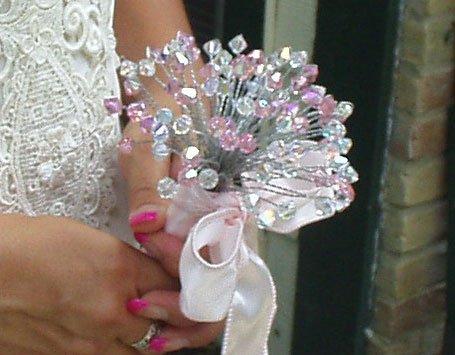 75 Swarovski Crystal Bouquet