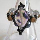 Beautiful Twisted Beads Ring