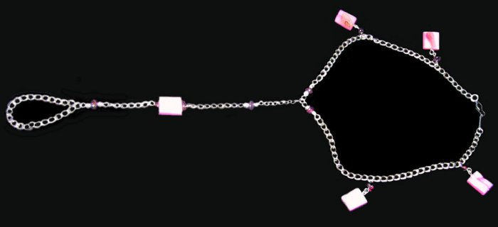 Anklet w/ Toe Connector