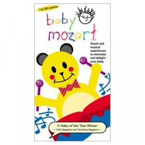 Baby Mozart Video VHS Baby Einstein