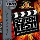 Screen Test  Movie Trivia DVD Board Game Interactive