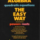 Algebra the Easy Way Barrons Educational Series (As New)