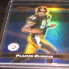 2000 Bowman's Best Chrome Plaxico Burress #115 Rookie Serial 0987/1499