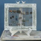Shabby Chic Earrings Holder