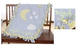 SunFlower Dreams Infant Double Sided Fleece Blanket