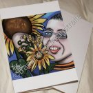 My SunFlower Friend- blank Greeting cards