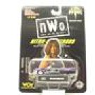 Diecast Metal nWo Miss Elizabeth Limited Edition 69 Camaro Car Model