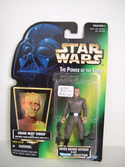 Star Wars Grand Moff Tarkin