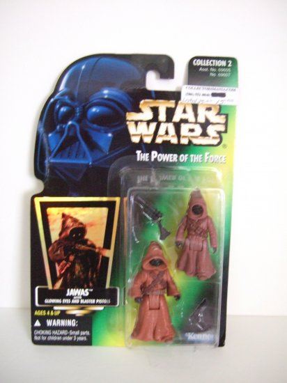 Star Wars Jawas with glowing eyes