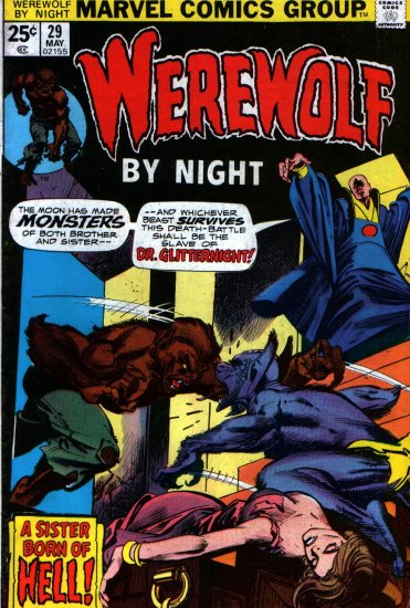 WEREWOLF BY NIGHT # 29