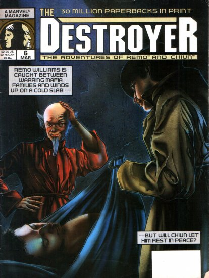 THE DESTROYER # 6