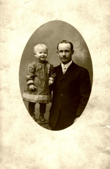 Vintage 1910 Picture Post Card