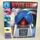 Mystic Globe Alarm Clock and Fortune Teller