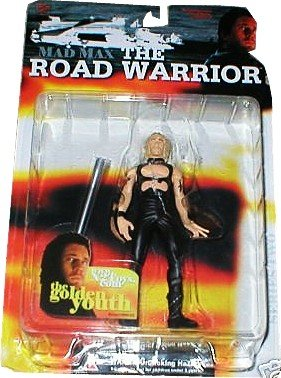"""MAD MAX  Series 2 """"THE GOLDEN YOUTH"""" Figure"""