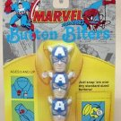 "CAPTAIN AMERICA ""Button Biters"""