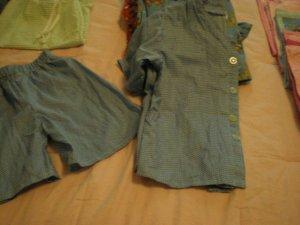 Custom Made Short set #ej0403_short