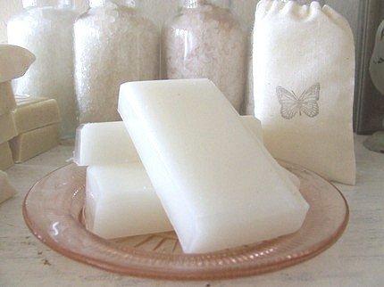 lilac gourmet handmade soap