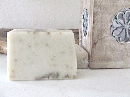 rosemary and mint herbal soap