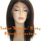 Customized Indian Remy Full Lace Wigs On Sale