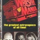WWF WrestleMania 14 1998 Video NEW WWE Stone Cold Steve Austin Shawn Michaels WCW ECW TNA