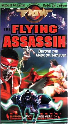 FMW Flyin Assassin Video SEALED Hardcore Japan WWE WWF WCW ECW TNA