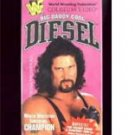 WWE WWF Big Daddy Cool Diesel Sealed Coliseum Video NWO WWE WWF WCW ECW TNA
